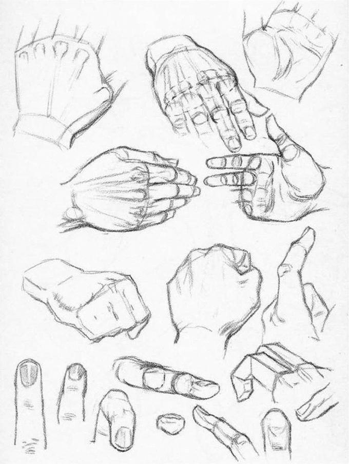 на поясе рисунок руки
